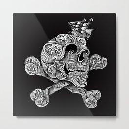 A Pirate Adventure Metal Print