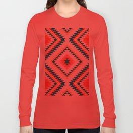Aztec Rug 2 Long Sleeve T-shirt