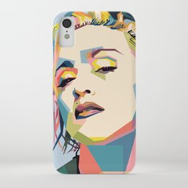 Madonna iPhone Case