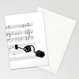 Vacuum sound Stationery Cards