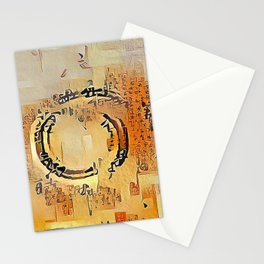 Enso Calligraphy Stationery Cards