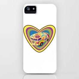 Love Van iPhone Case