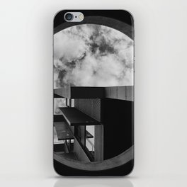 Abstract Apartment Building in San Francisco iPhone Skin