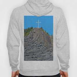Bent rock Mountain cross Hoody