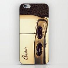 Corvair iPhone & iPod Skin