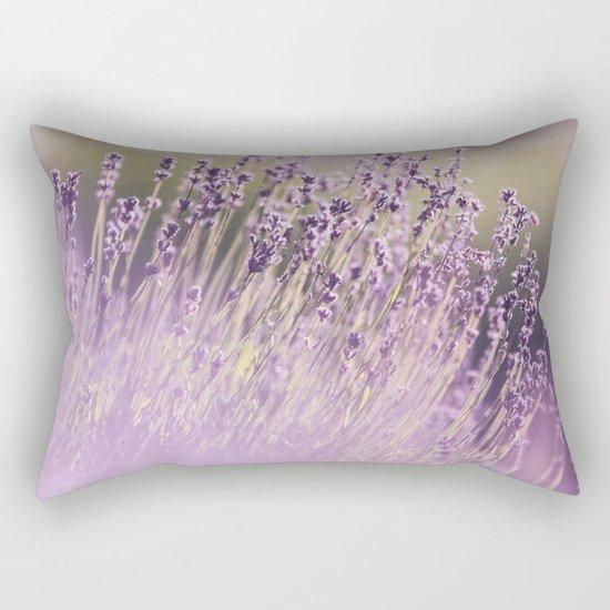 Spring Purple II Rectangular Pillow