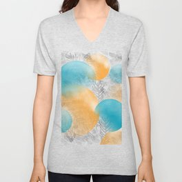frosted ornaments Unisex V-Neck