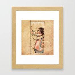Infiniti Sensi 02 Framed Art Print
