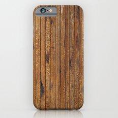 Wood Texture 3  Slim Case iPhone 6s