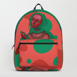 """An Alternative & Psychedelic Lucretia"" Backpack"