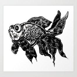 Blackmoor Wu Art Print