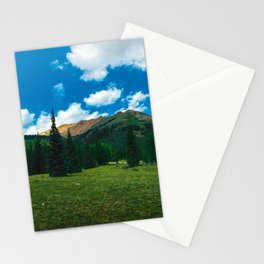 Summer in the Mountains Stationery Cards