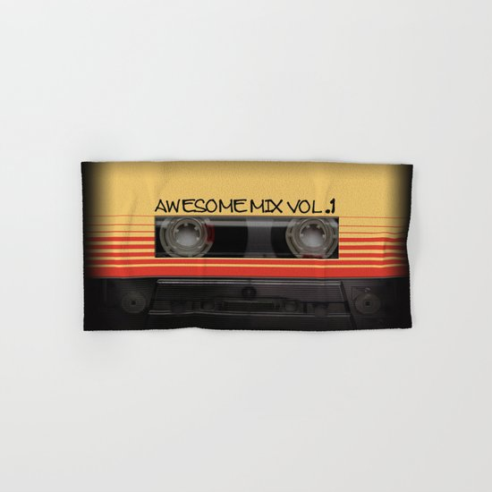 Awesome Mix Vol. 1 Hand & Bath Towel