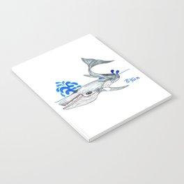 Minke Whale Notebook