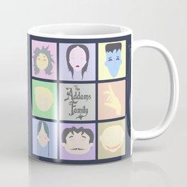 The Addams Family  Coffee Mug