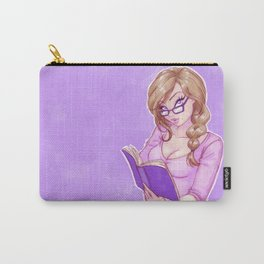 Nerdy Girl Carry-All Pouch