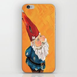 Abstract Study of Gnome iPhone Skin