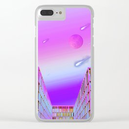 Wonders of the Sky Clear iPhone Case