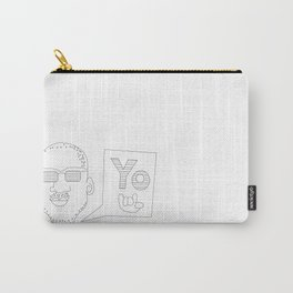 Greetings yo! Carry-All Pouch