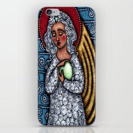 Archangel Raphael iPhone Skin