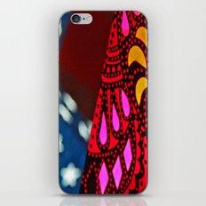 BOOM I iPhone & iPod Skin