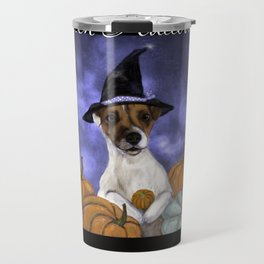 Mabel, Queen of the Pumpkin Patch Travel Mug