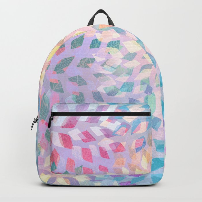 Summer Pattern #2 - color variation Backpack