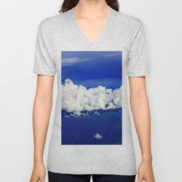 Up, Up and Away Unisex V-Neck