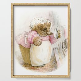 Mrs Tiggywinkle Serving Tray