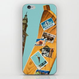Vintage Vicenza Italy Travel iPhone Skin