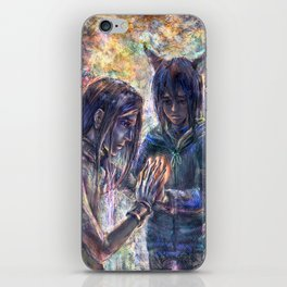 Bond for the Broken iPhone Skin