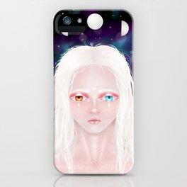 Moon Child iPhone Case