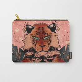 Bengal Beauty Carry-All Pouch