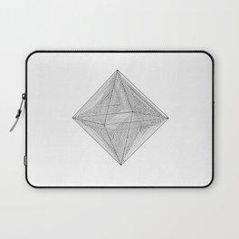 DMT OCTAHEDRON Laptop Sleeve