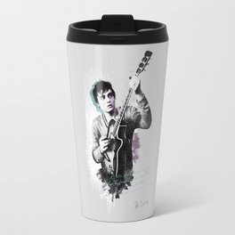 Pete Doherty A little Death Around The Eyes Travel Mug