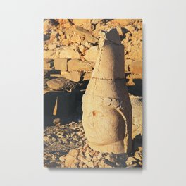 Sculptures of the Commagene Kingdom, Nemrut mountain Metal Print