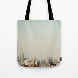 Skyline #1 Tote Bag