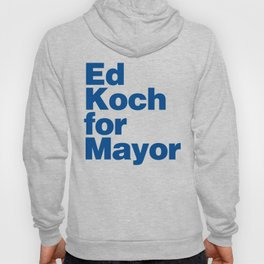 Ed Koch For Mayor Hoody