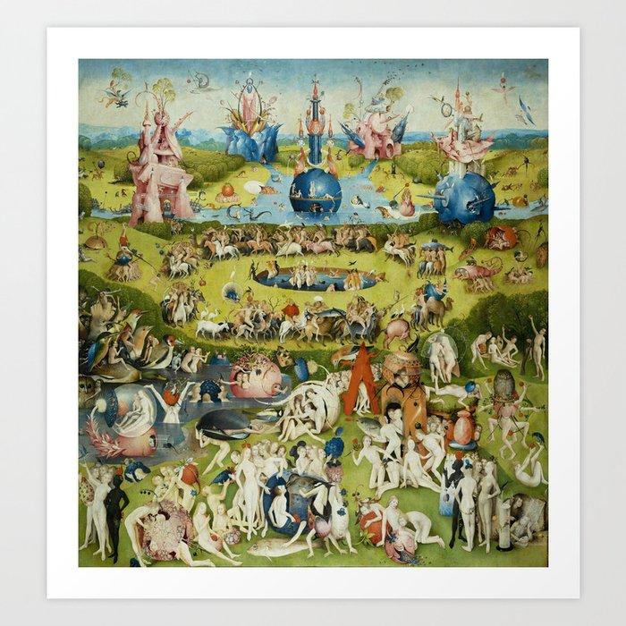 Hieronymus Bosch Kunstdrucke