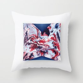 Lucent Forms: Obatake Throw Pillow