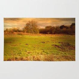 Windblown Field Rug