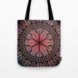 Fantasy flower and petals Tote Bag
