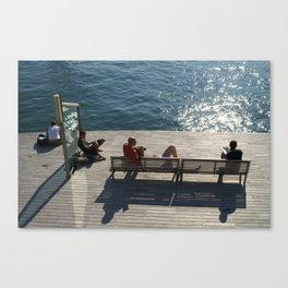 moment Canvas Print