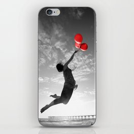 Balloons of Hope iPhone Skin