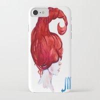 scorpio iPhone & iPod Cases featuring Scorpio by Aloke Design
