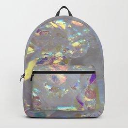 Aurora Borealis Crystals Backpack