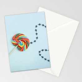 Treasure map Stationery Cards