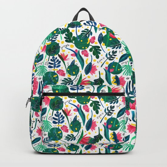 Cool summer Backpack