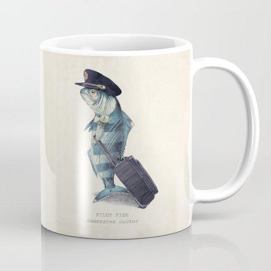 The Pilot Mug