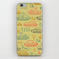 Tanks For Everything iPhone & iPod Skin